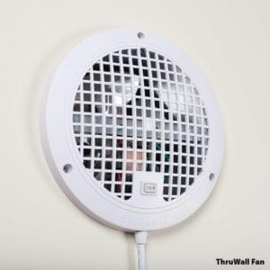 ThruWall Room to Room Fan™