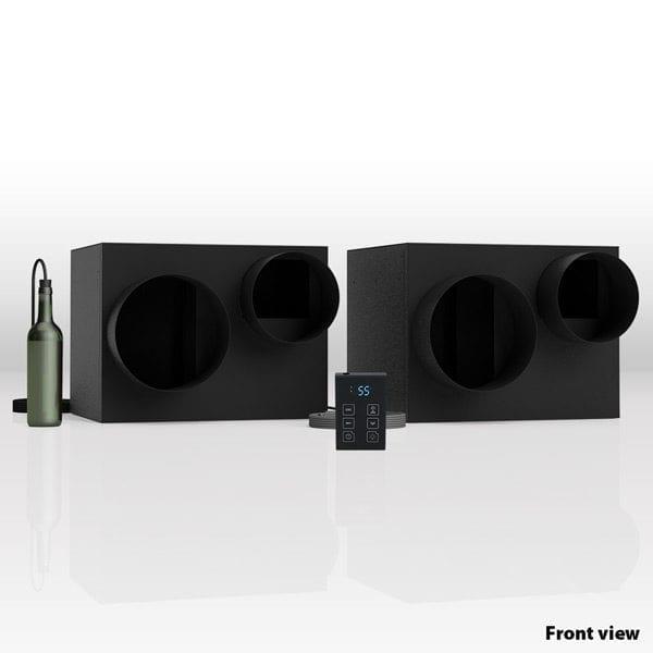 WK-Platinum_FD_Twin-BLK-3Q-Front