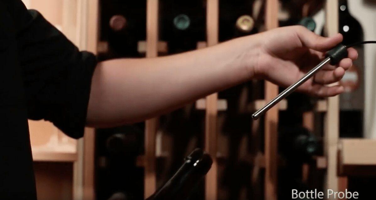 WhisperKOOL Bottle Probe
