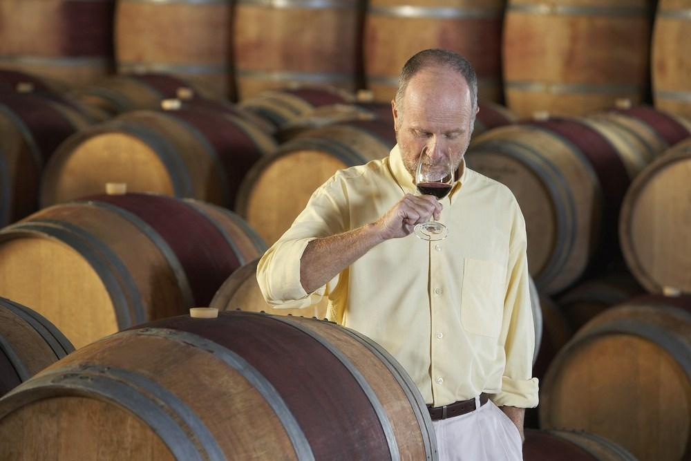 wine barrel wood aging oaking