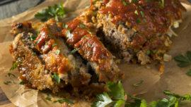 Tennessee meatloaf Sheridan Vineyards merlot wine pairing