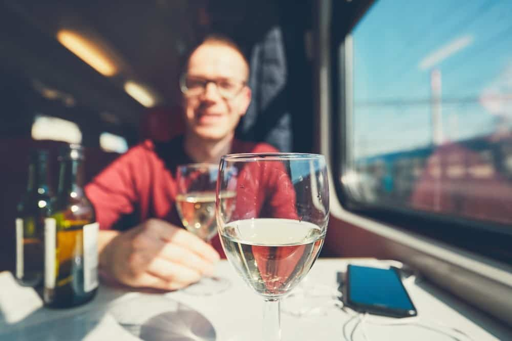 napa valley wine trains travel pairing