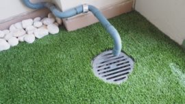 Improve Your Unit's Drainage with a Rigid Drain Line, a Strainer, and a Condensate Pump