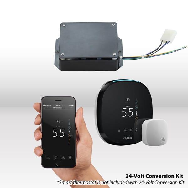 24-Volt Thermostat Conversion Kit